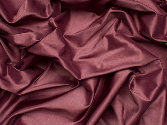 Shot Pink/Grey Silk Taffeta, £42.90/m