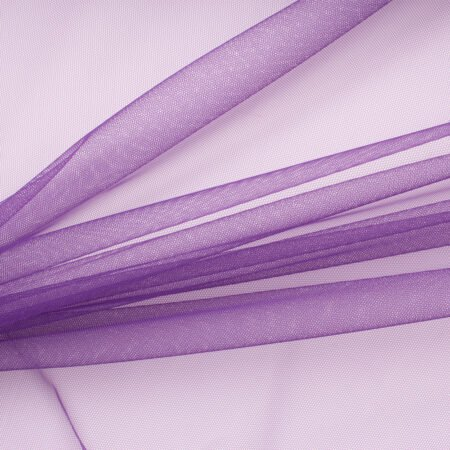 Get the look:<br />Purple Polyamide Tulle