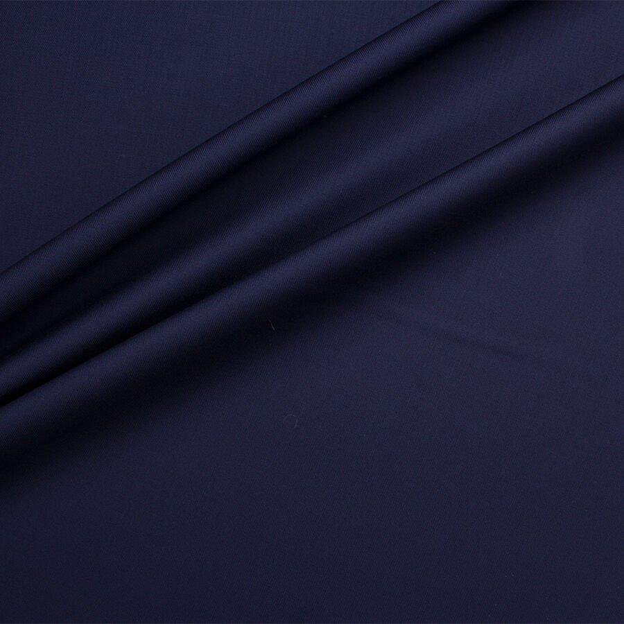 Deep Blue Superfine Trofeo Wool Suiting