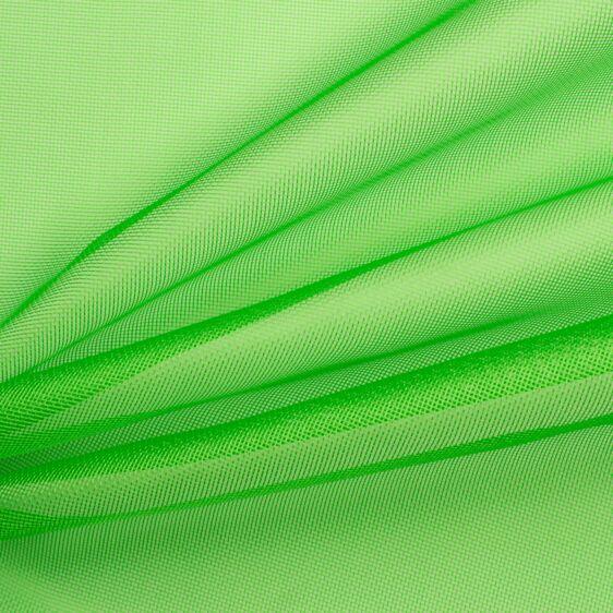 Apple Green Silk Gazar