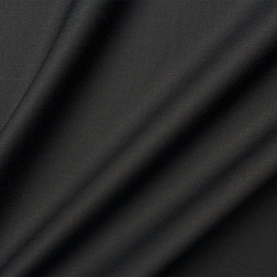 Dark Slate Grey Stretch Wool Gaberdine<br />
