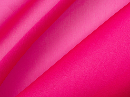 Shocking Pink Silk Organza, £38.90/m