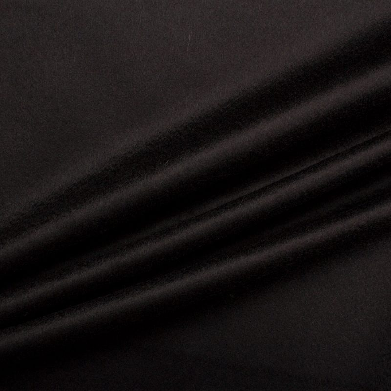 Recreate the look with our Black Cashmere Coating