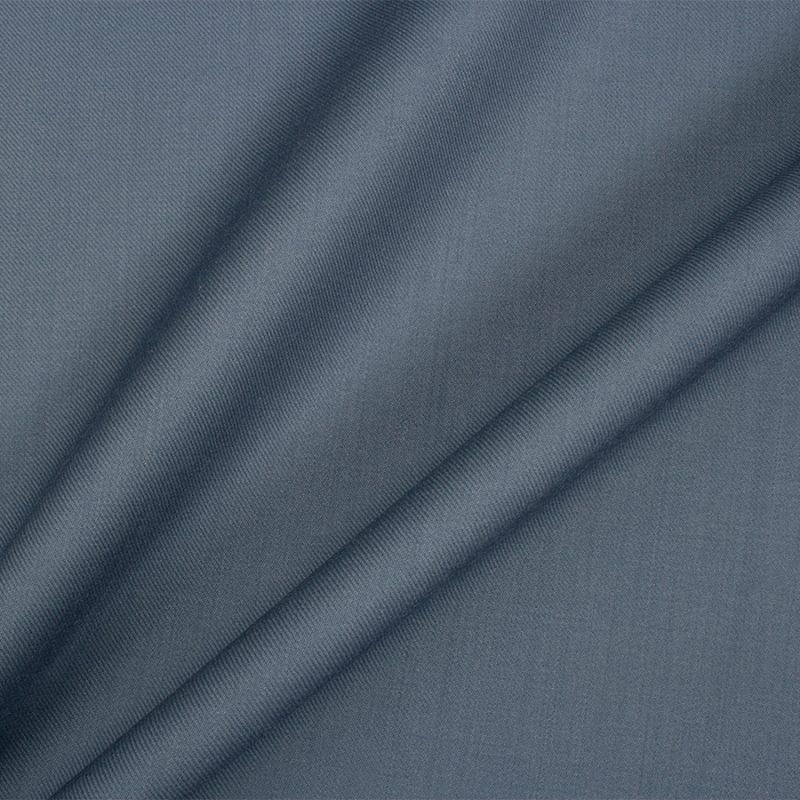 Dark Sky Blue Superfine Trofeo Wool Suiting