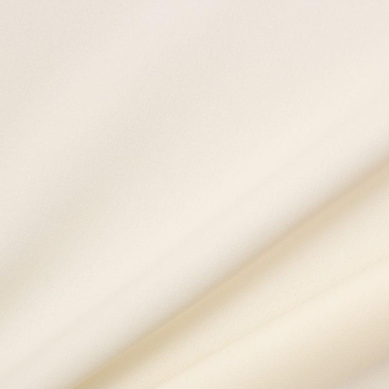 Ivory Triple Silk Georgette