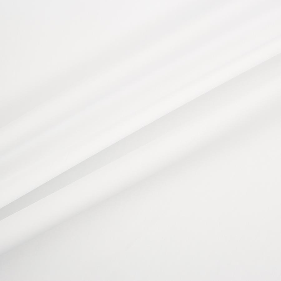 Superfine White Cotton Shirting