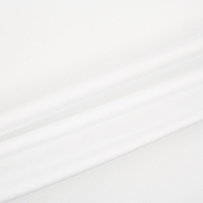 White Pure Cotton Piqué Shirting