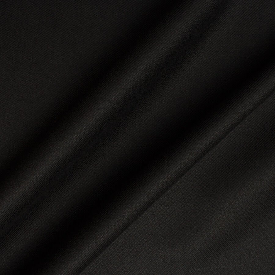Black Cashmere & Silk Superfine Suiting by Loro Piana