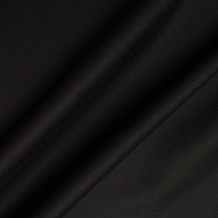 Black Cashmere & Silk Superfine Suiting by Loro Piana