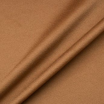Rich Camel Pure Cashmere Coating