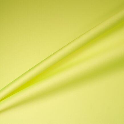 Fluorescent Yellow Silk Blend Mikado
