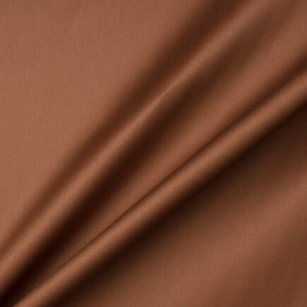 Chocolate Brown Pure Cotton