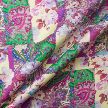 Patchwork Printed Luxury Cotton (A 3m Piece)